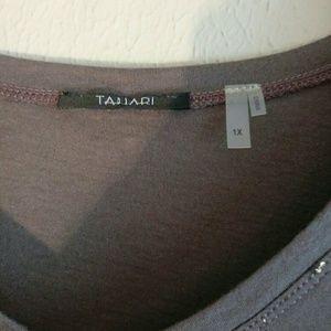 Elie Tahari Tops - Elie Tahari NWT short sleeve top size 1X